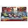 Set Carros Hot Wheels Marvel Avengers Niños Mattel Cfc93