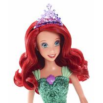 Boneca Barbie A Pequena Sereia - Ariel - Cabelo Vermelho