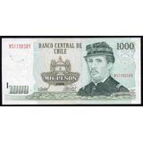 Chile 2006 - America, Billete De 1000 Pesos