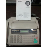 Fax Sharp Ux 266 Digital