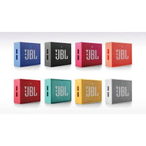 Caixa De Som Speaker Bluetooth Jbl Go 3w Original Lacrada