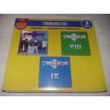 Timbiriche 7, 8, 9, Combo De 3 Cd