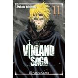Vinland Saga #11 Makoto Yukimura Manga Planeta Comics