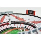 Puzzle 3d Estadio Monumental