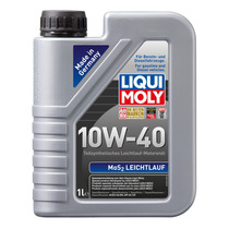 Aceite Sintetico 10w-40 Mos2 Leichtlauf 1l Liqui Moly