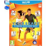 Juego Your Shape Fitness Evolved 2013 Nintendo Wiiu Sellado