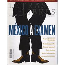 Letras Libres - México A Exámen - Democracia - Decálogo Fox