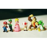 Figuras Super Mario Bros (set 6 Figuras)
