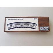 Rampas Marklin Z Para Puentes # 8977
