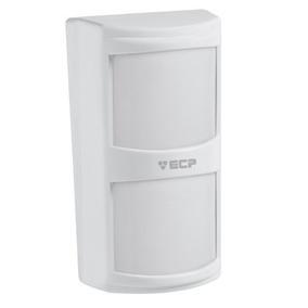 Sensor Infravermelho Passivo Visory Duplo Pir - Ecp Com Fio