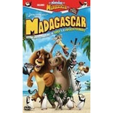 Colecao Madagascar 1 2 3 + Pinguins Madagasca Dvds Originais