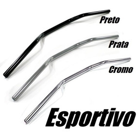 Guidon Guidão Esportivo Tipo Oxxy Fazer 250 150 Factor