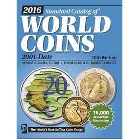 2016 World Coins 10th Edition 2001 To Date