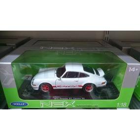 Porsche 911 Carrera Rs 1973 - Welly 1.18*18044*