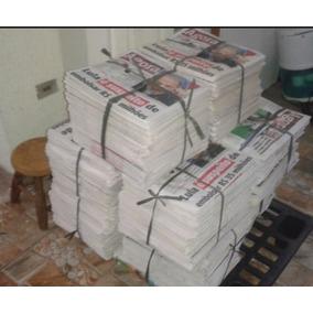 Jornal Usado 10 Kg