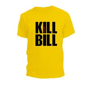 Remera Kill Bill Font