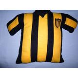 Camisetas Peñarol,nacional,cerro,danubio Etc!! Almohadones!
