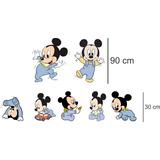 7 Display Mickey Baby Personalizado