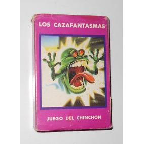 Naipes Cazafantasmas Cartas Completo !!!