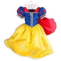 Disney Store Original Disfraz Blancanieves Levhe Importados