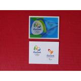Figurinhas Avulsas Olimpiadas Rio 2016 P/completar Seu Album