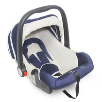 Cadeira Bebe Conforto Baby Style - 0 A 13kg - Bege Azul