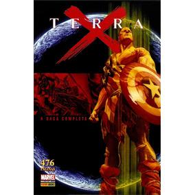 Trilogia Terra-x, Universo-x, Paraíso-x (hq Digital)