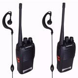 Rádio Walk Talk Comunicador Profissional Longo Alcance Ótimo