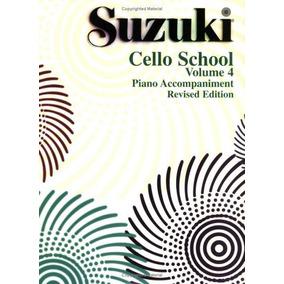 Suzuki Cello School Piano Accompaniment: Piano Accompanimen