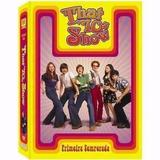 Dvd Original: That 70´s Show - 1ª Temporada Completa 4 Dvds