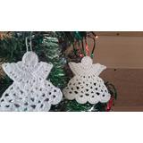 adornos de navidad tejidos a crochet adorno tejido regalo