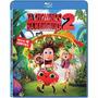 Blu-ray Ta Chovendo Hamburguer 2 3d + 2d Duplo Original