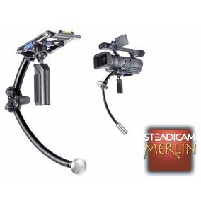 Estabilizador Steadicam Tiffen Merlin (americano) Com Case