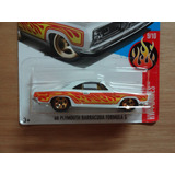 Hot Wheels 2017 68 Plymouth Barracuda Formula S Flames 87
