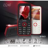 Ipro I324f Gsm Dualo Sim, Mp3/mp4/fm. Tienda Fisica