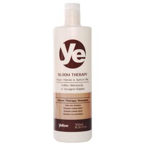 Yellow Bloom Therapy Shampoo De 500ml