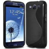 Capa Capinha Galaxy S Iii S3 I9300 Anti Queda - Frete Grátis