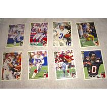 Lote 26 Tarjetas Upper Deck 1994 Nfl Y Worldcup Usa