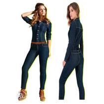 · Jumper Andrea Ajustado Pantalon Corte Entubado 1115390