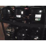 Compresor De Nevera 3 Tubos Gas R- 134-a Todas Las Capacidad