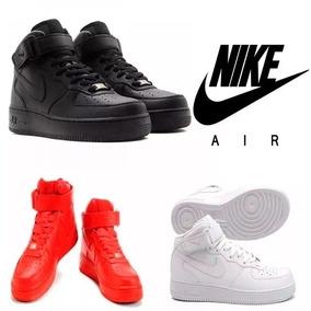Tênis Nike Air Force Cano Alto Masculino E Feminino+25% Off