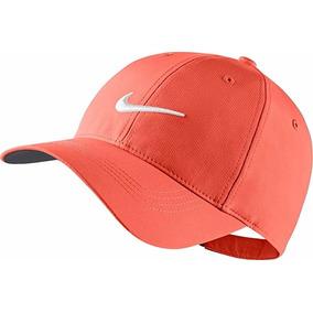 Gorra Nike De Golf Para Hombre Tamaño Ajustable-terracota