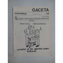 Gaceta Conalep Año 90 No.2