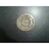Moneda Antigua De Mexico De 5 Centavos Grande