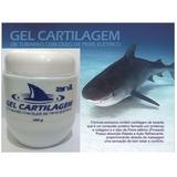 Gel Cartilagem De Tubarão Com Óleo Peixe Elétrico - Massagem