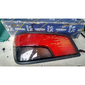 Lente Da Lanterna Peugeot Hatch 95