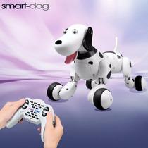 Cão Cachorro Esperto A Controle Remoto Happydog C/ Mov Reais