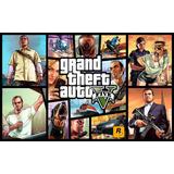 Grand Theft Auto V - Multilenguaje - Steam - Para Pc