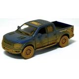 Auto De Colección Ford F-150 Svt Raptor Supercrew Muddy