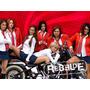 Novela Rebelde Rbd 1ª Temporada Dublada Em Dvd Frete Grátis